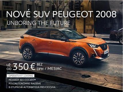 peugeot B2B_Peugeot 2008_operativny leasing