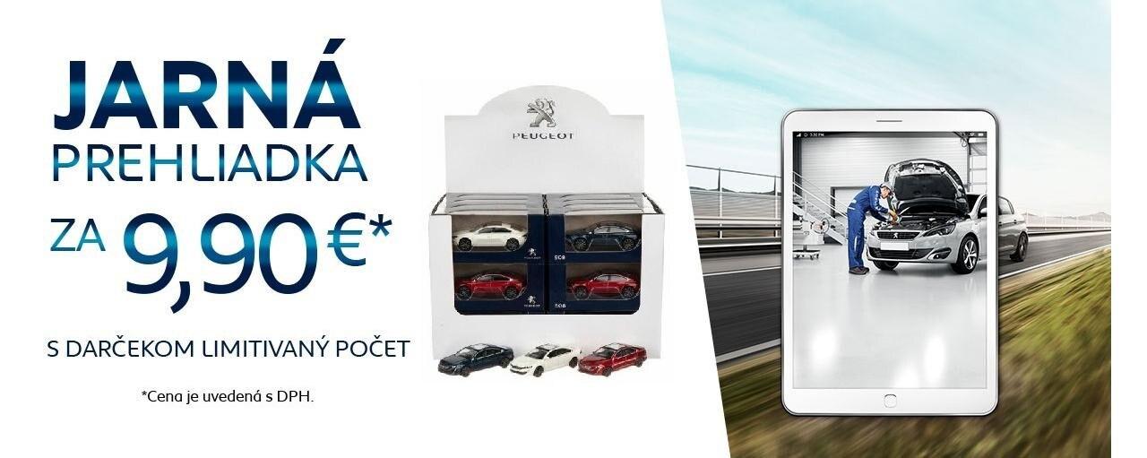 new spolu jarna prehliadka Peugeot