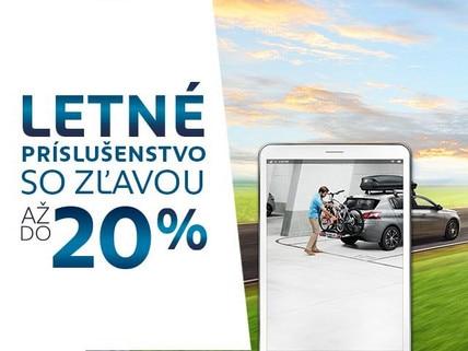 Letne prislusenstvo Peugeot