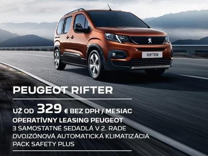 Peugeot RIFTER B2B