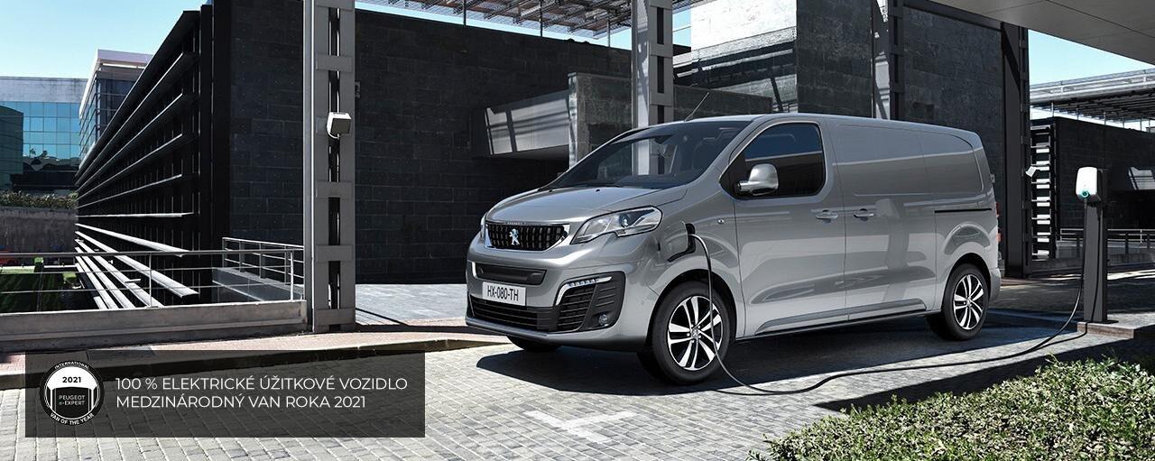 Van roka eExpert Peugeot