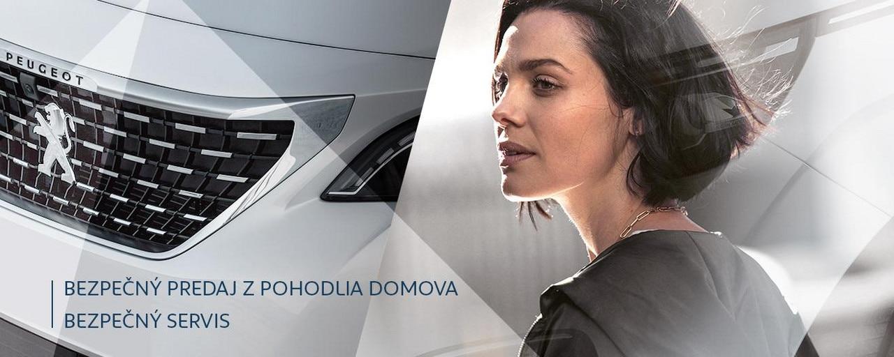 banner Peugeot Predaj a Servis otvoreny Covid 19_blue