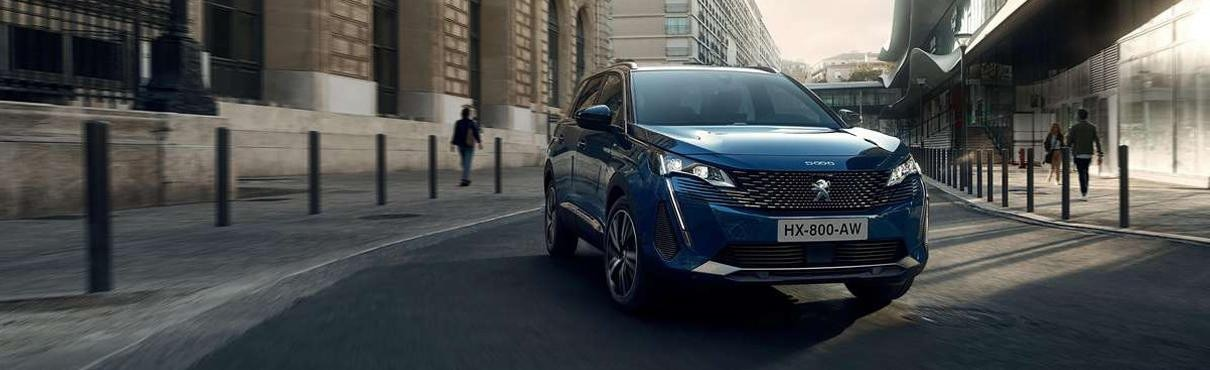 Modelový rad Peugeot