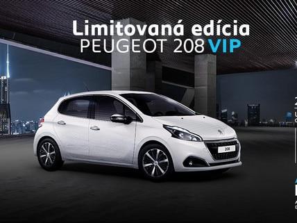 VIP Peugeot 208