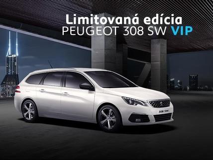 VIP Peugeot 308sw