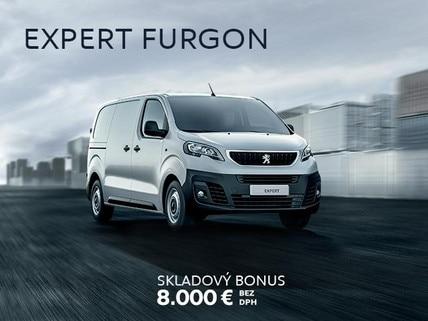 Expert Furgon skladovy bonus
