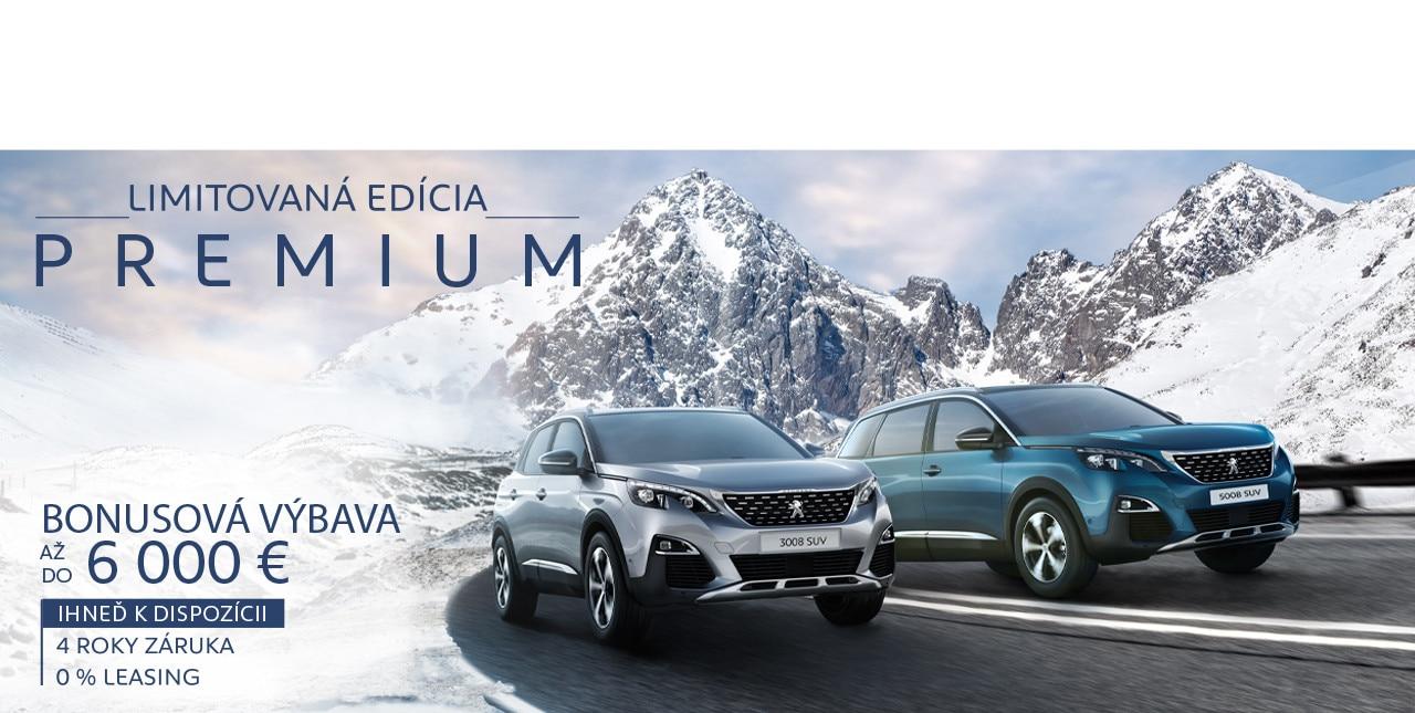 1280X645_3008+5008 banner SUV premium Peugeot