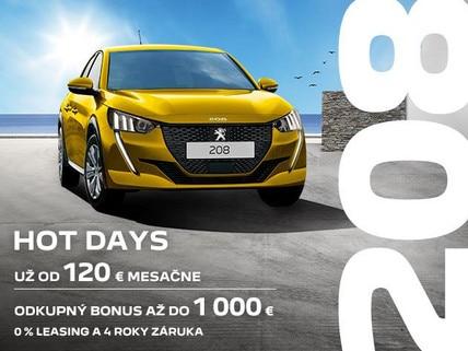 Banner_Peugeot Letné promo 2021_208