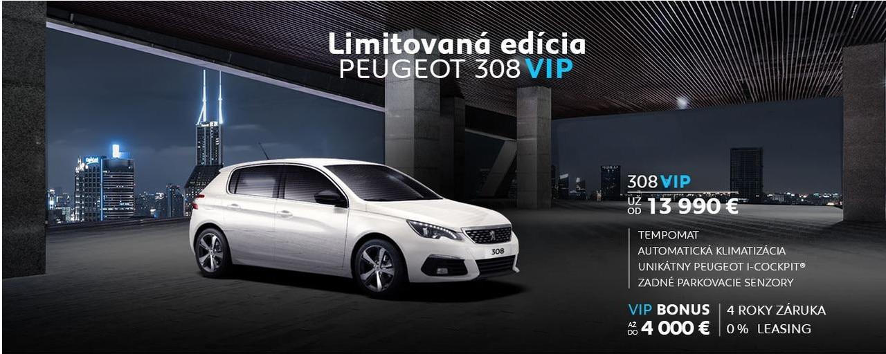 308 VIP update
