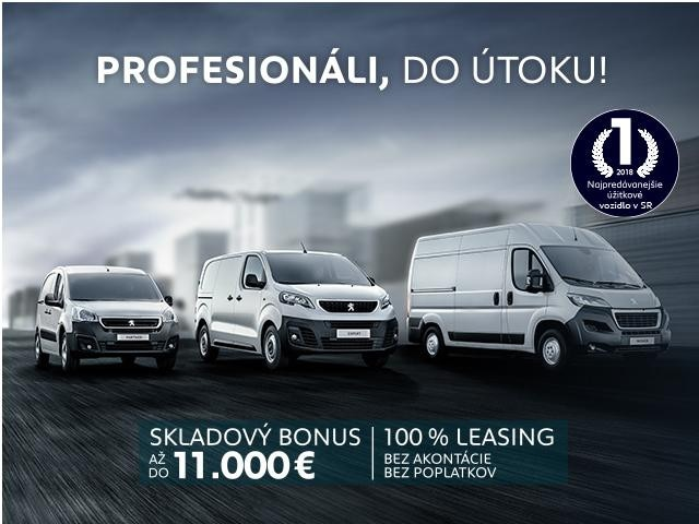 Peugeot professional 3 modely