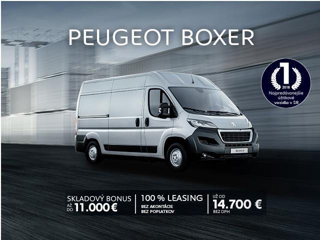 Peugeot professional Peugeot Boxer