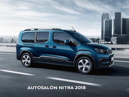 Autosalon Nitra 2018