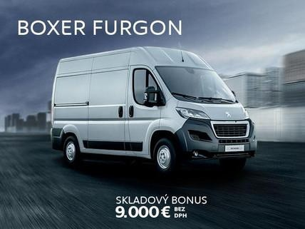 Boxer Furgon