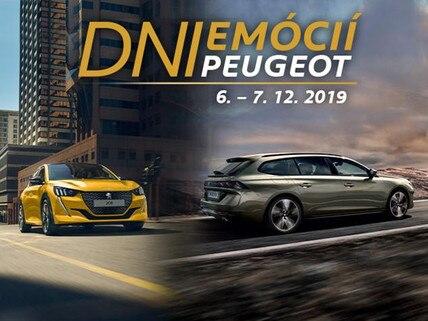 Dni emocii Peugeot
