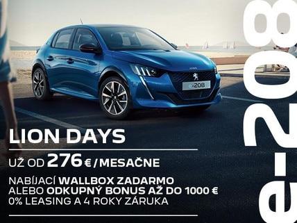Banner_Peugeot e208_LION-DAYS