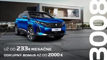 new_Peugeot_Jesenné promo_605X340_3008_bonus 2000